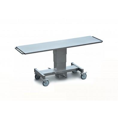 Тележка медицинская для перевозки больных ТАП-01